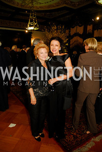 Mary Mochary,Aniko Gaal Schott,March 20,2012,Young  Concert Artists Gala Dinner At The Embassy Of Indonesia,Kyle Samperton