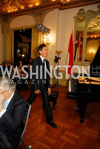 Eduardus Halim,March 20,2012,Young  Concert Artists Gala Dinner At The Embassy Of Indonesia,Kyle Samperton
