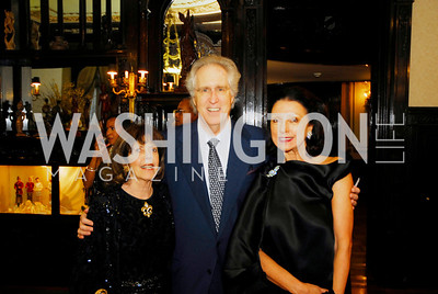 Didi Cutler,Nash Schott,Aniko Gaal Schott,March 20,2012,Young  Concert Artists Gala Dinner At The Embassy Of Indonesia,Kyle Samperton