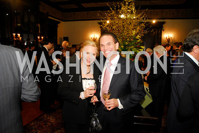 Olga Ryan,Anthony DiResta,March 20,2012,Young  Concert Artists Gala Dinner At The Embassy Of Indonesia,Kyle Samperton