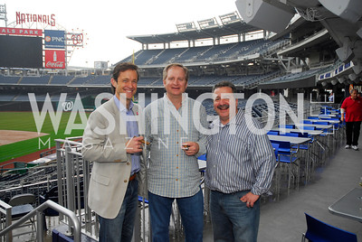 Mike Manatos,Jeff Haas,Norman Antin,March 16,2012,Zero -The Project to End Prostate Cancer Event at Nationals Park,Kyle Samperton