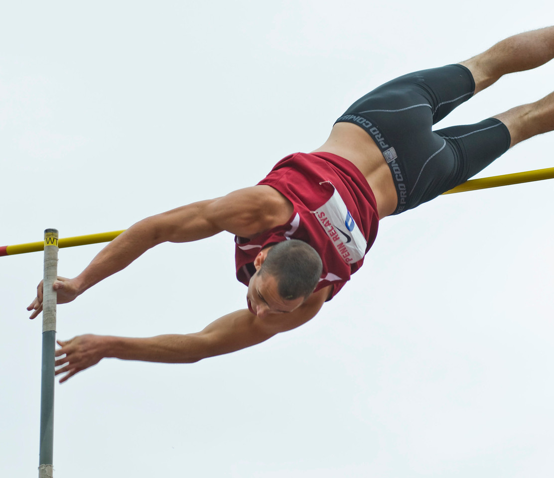The Penn RelaysMPoleVault000436