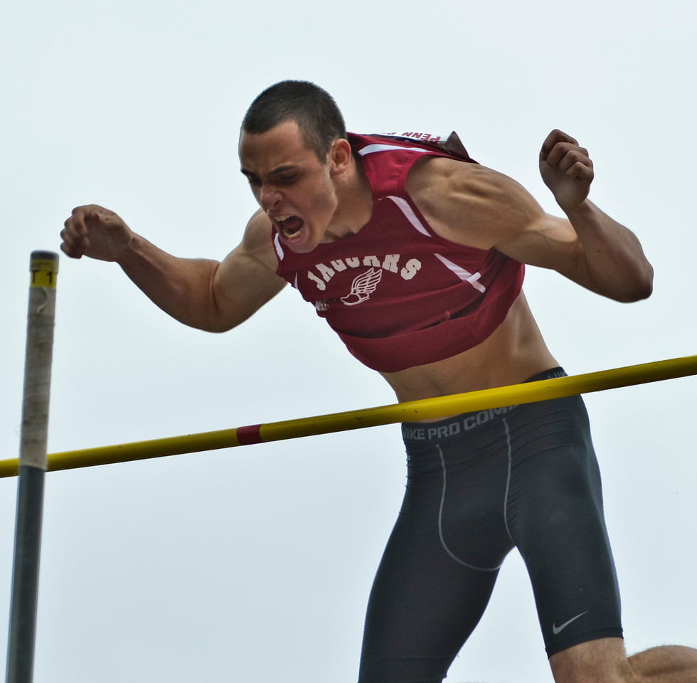 The Penn RelaysMPoleVault000449