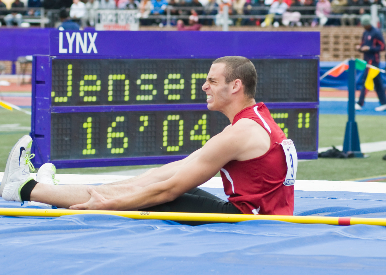 The Penn RelaysMPoleVault000441
