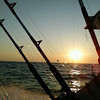 """Beth's Sunrise"" was taken by Beth Tolar  aboard The Bill Collector."
