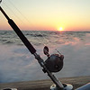 "HONORABLE MENTION<br /> ""Carolines Sunrise"" taken by Caroline Tart aboard The Bill Collector."