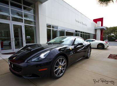 Ferrari Transport to Jazz