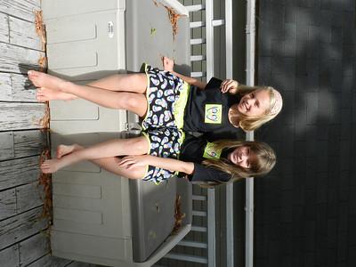 2012 July Kathryn Sewing