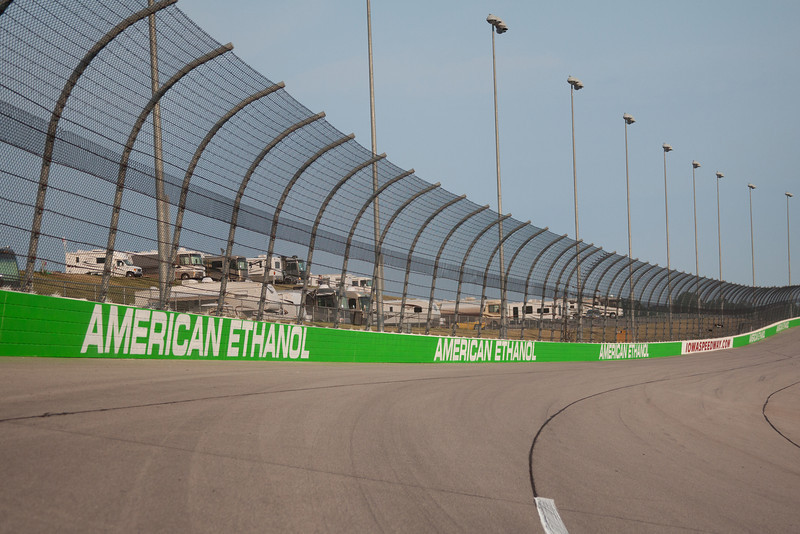 Day 194 - 12 July 2012<br /> Guess who the sponsor of this weekend's race at the Iowa Speedway is  .........