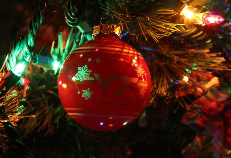 Day 3 - 3 Jan 2012<br /> Sugar Bowl Night<br /> GO HOKIES!