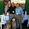 Paul Maier with Rich and K9s