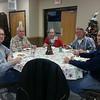 20121211_181650 LCC Team Tues EV Dinner at Church Art, Bob,Dan, Andy& Steve