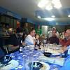 20121210_184938 Monday night dinner at parishners home