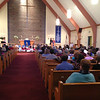 Sunday, December 16, 2012 at Christ the King Lutheran Church in Newtown, Connecticut.