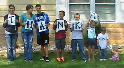 2012-11-19 Netzband Children Saying  Thank You