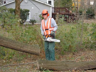 2012-11-15 DR Howell NJ LCC Chain Saw
