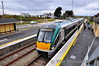 22026 at Rosslare Strand with the 1345 Connolly - Rosslare Europort. Sun 08.04.12