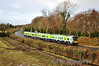 29024 at Collinstown with the 1440 Maynooth - Pearse. Sun 16.12.12