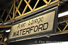 Waterford still retains several old style Station Nameboards. Fri 03.02.12