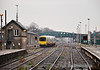 2723 + 2726 depart Limerick with the 1200 to Limerick Jct. Sat 28.01.12