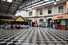 Passengers await their train at Limerick Station. Sat 28.01.12