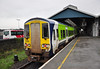 2724 + 2715 at Limerick. The pair had earlier arrived from Ballybrophy. Sat 28.01.12