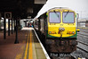 217 1230 Cork - Heuston at Limerick Jct. Sat 28.01.12