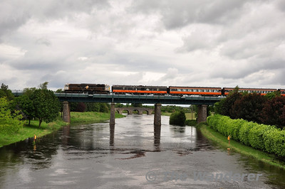 RPSI Mystery Train. Saturday 23rd June 2012