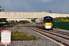 22005 1915 Heuston - Galway passes Clondalkin / Fonthill Road. Tues 15.05.12