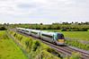 22054 + 22009 pass Rosskelton with the 1235 Limerick - Heuston. Sun 13.05.12