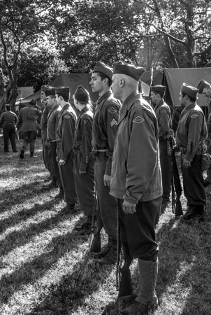 Allied Encampment