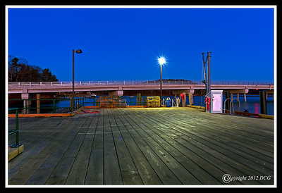 Dock 1 on the York River