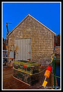 Fish Shack at Dock 1 on the York River