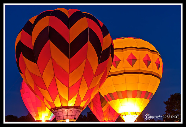 Pittsfield Rotary Hot Air Balloon Rally