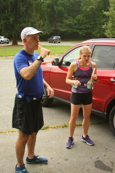 First Time Marathon Program 2012 - 14 Miles - July 15th 2012 - Photo by Jenny Trombatore