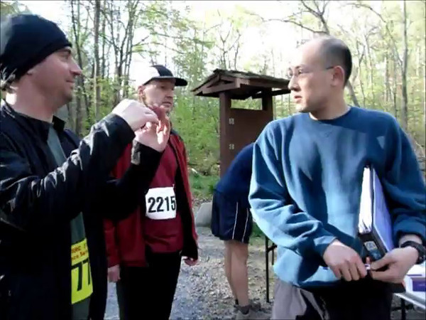 Spin In The Woods 8k - 04-14-2012 - Video by MFairbairn
