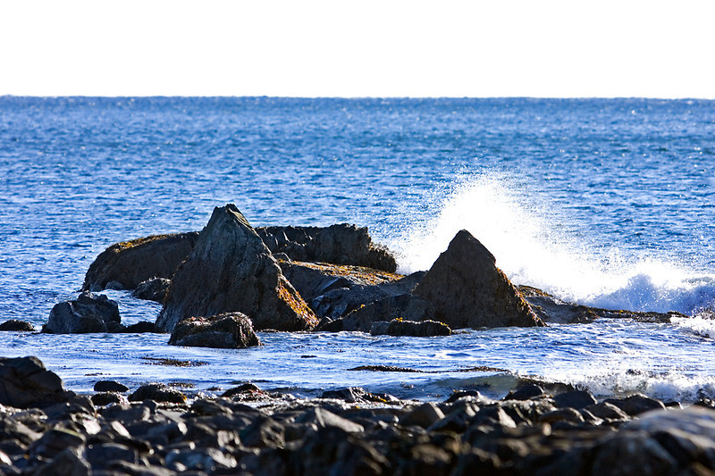 Rocky Coast Rye New Hampshire