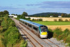 22034 1625 Heuston - Limerick passes Carn in Co. Laois. Wed 12.09.12