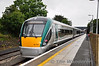 22033 1745 Westport - Heuston before departure from the Mayo town. Sat 01.09.12