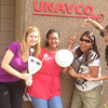 UNAVCO, Boulder, CO. Yanet. Kayla, Breanna and Melissa after the Science Interpretation Workshop.