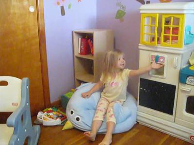 Eden's 3 year old video