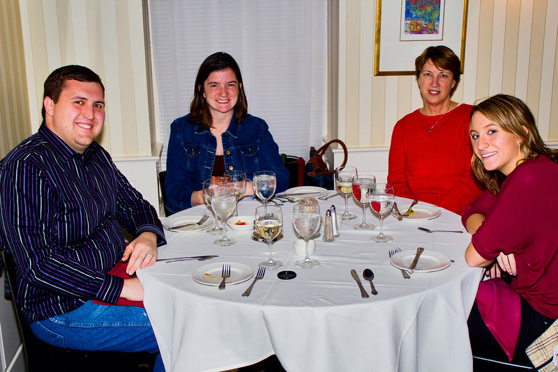 A few days later, we visited Cape May to see a show at Cape May Stage and have dinner at Cucina Rosa