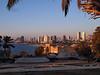 Tel Aviv at twilight