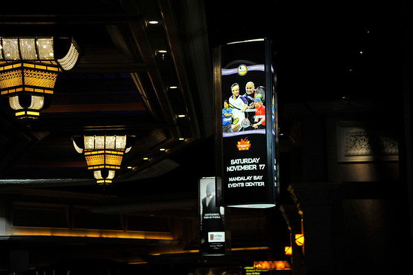Vegas Signage & Sponsors