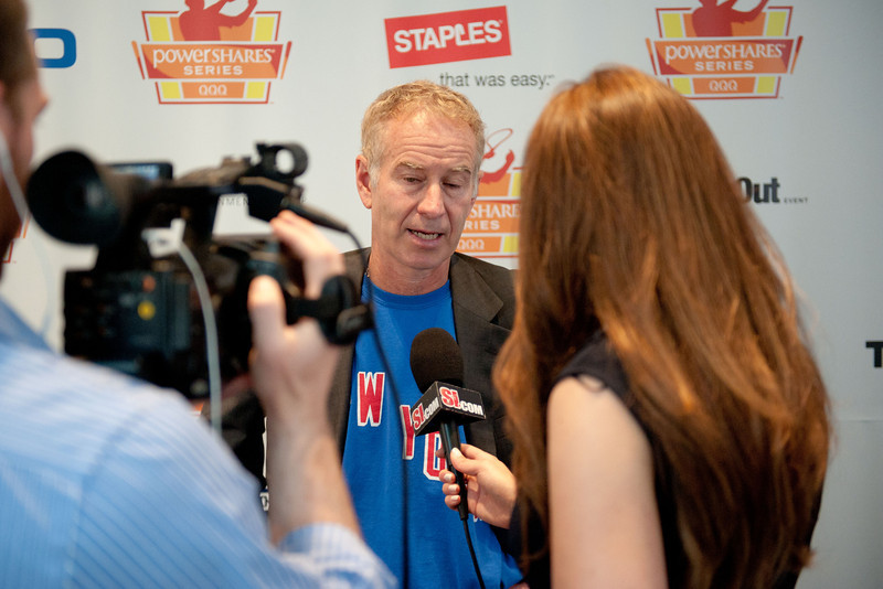 NYC 2012 Tour Press Conference Photo by - Rob Loud/Powershares Series