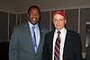 Mayor Alvin Brown, Author Tim O'Brien.