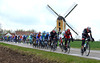 There's no chance for anyone to enjoy the windmill at Beek - the racing is full-on..!