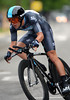 Richie Porte clocked 13th place, eight-seconds down on the winner...