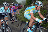 Riders like Alexandre Vinokourov are struggling at the back...