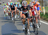 Tony Gallopin is one of three Radio Shack riders in this 20-man group also containing Boonen...